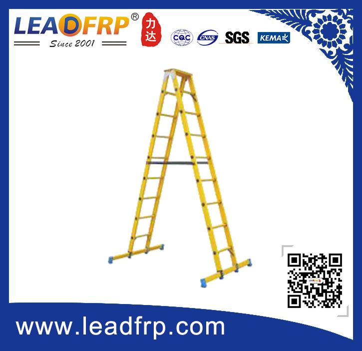 frp foldable platform ladder