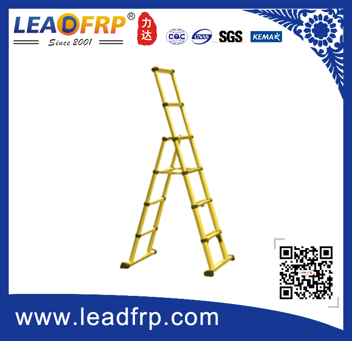 frp self supported extension ladder