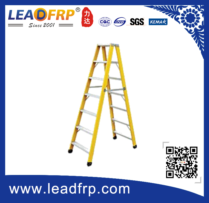 frp self supported step ladder
