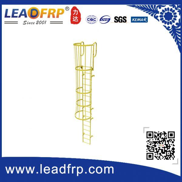 FRP Caged Ladder